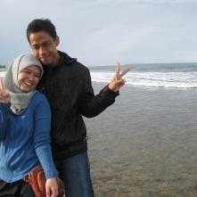 @Ujung Genteng, December 2010