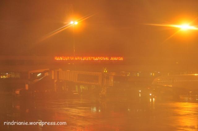 @Bandara Juanda -Surabaya