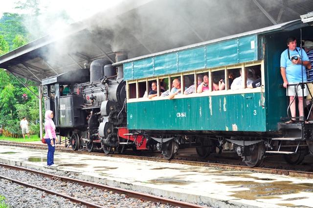 @Stasiun Toentang, Ambarawa