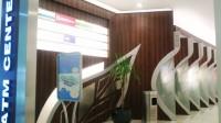 salah satu sudut ATM center