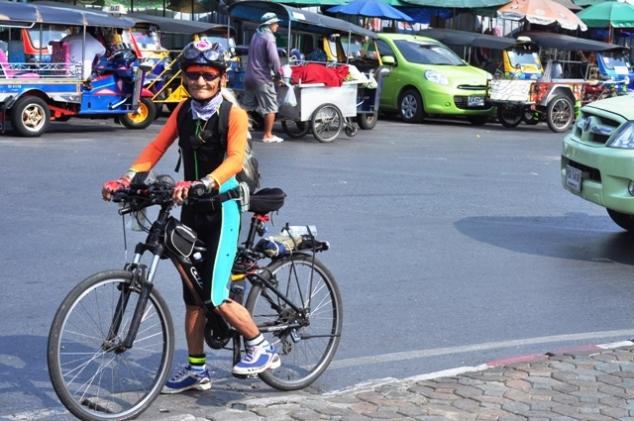 The Old Man Biker :)