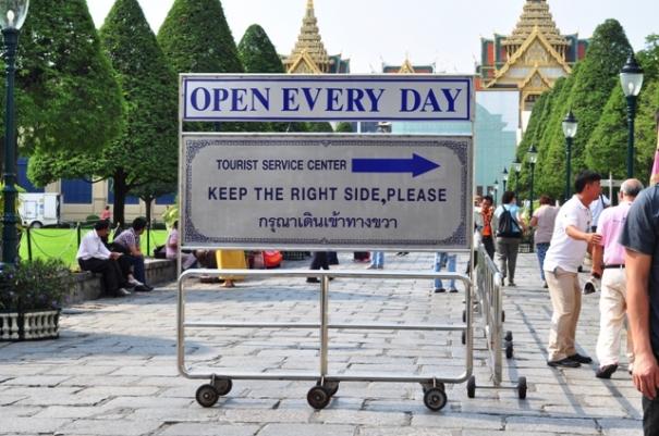 @Grand Palace, Thailand