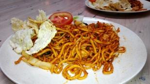 Mie Aceh goreng