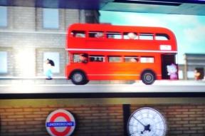 Jadi kenek bus bertingkat di London