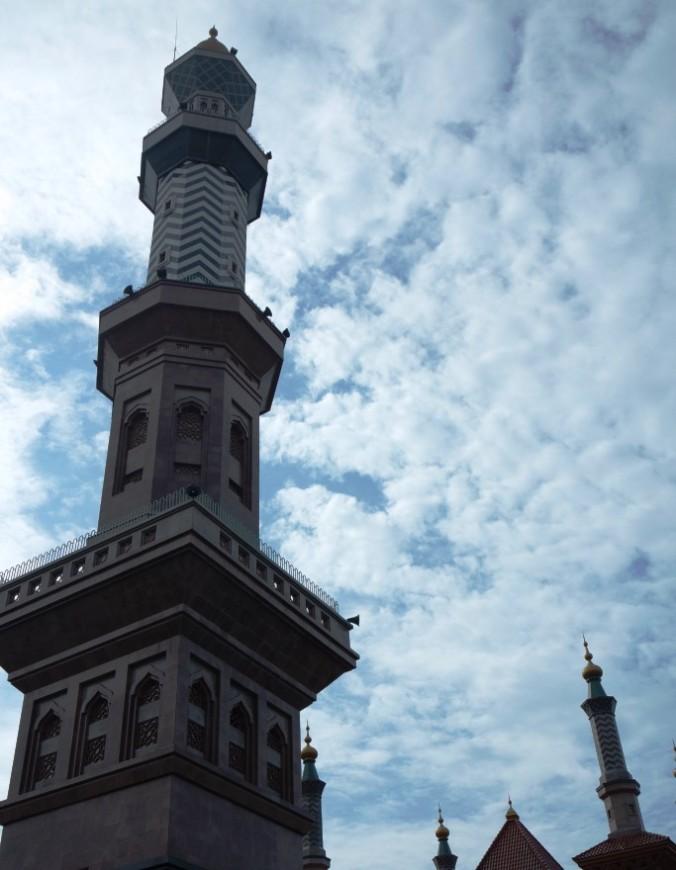 Masjid Agung Cirebon, Indonesia